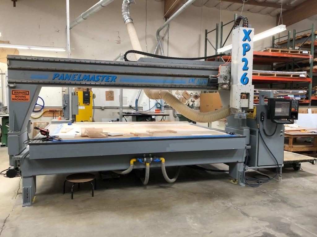 CNC Auto-Motion Panelmaster XP26, 2012