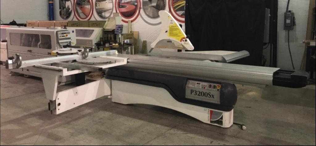 Paoloni P3200SX, 2007