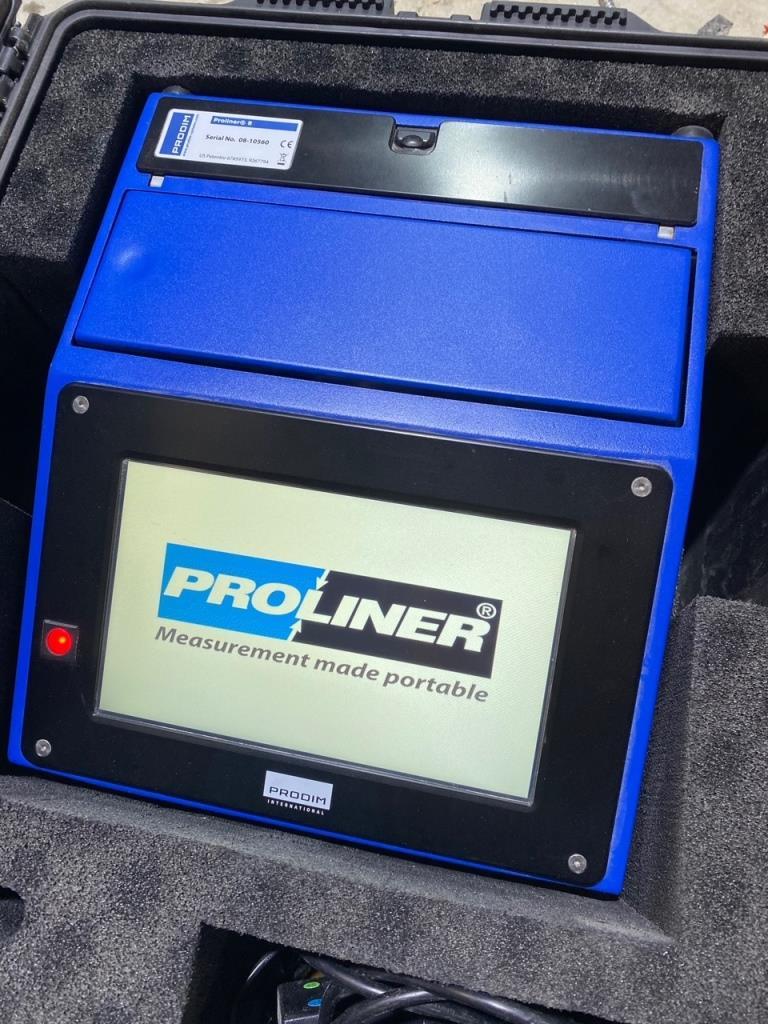 Prodim Proliner 8CS 2D Full 3D System, 2018