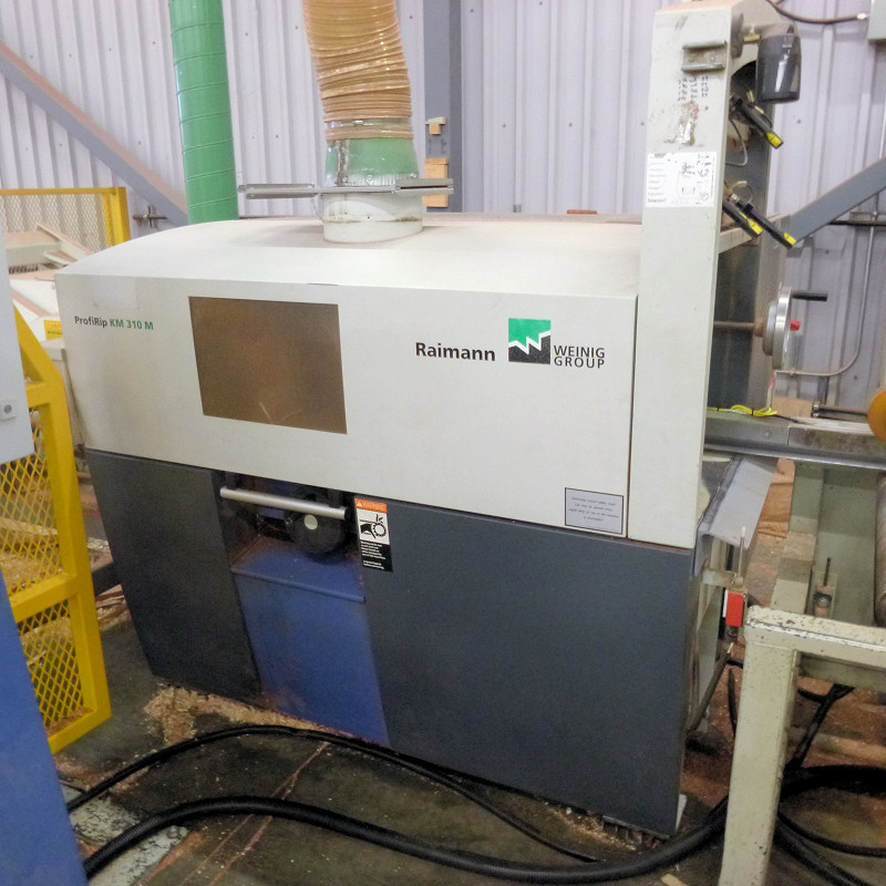 Raimann KM 310 2M with Valuerip 111, 2006