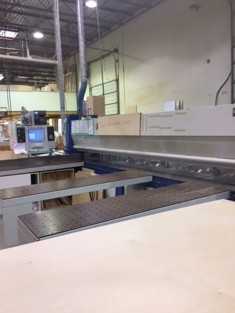 Schelling  FXH 430 12 ft. beam panel saw, 2006
