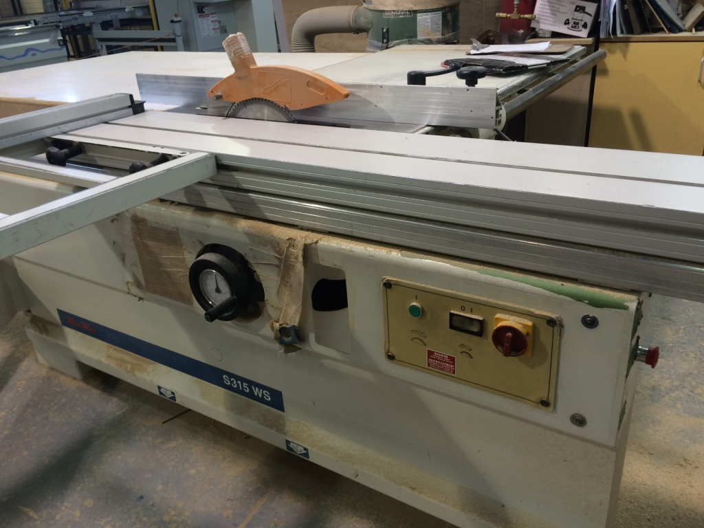 Used Mini-Max S315WS | Saws - Sliding Table, Table