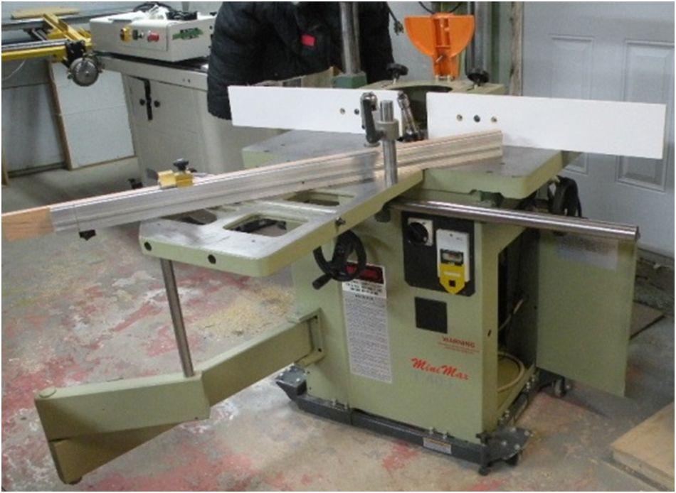 SCM MINIMAX T-401, 2004