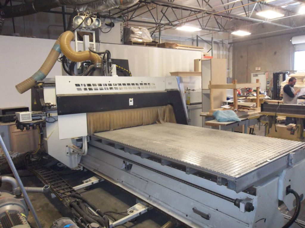 Used SCMi Routech Record 125 | CNC Routers - Flat Table, Nesting