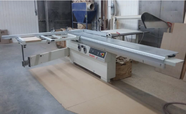 Used SCM SI300N | Saws - Sliding Table, Table