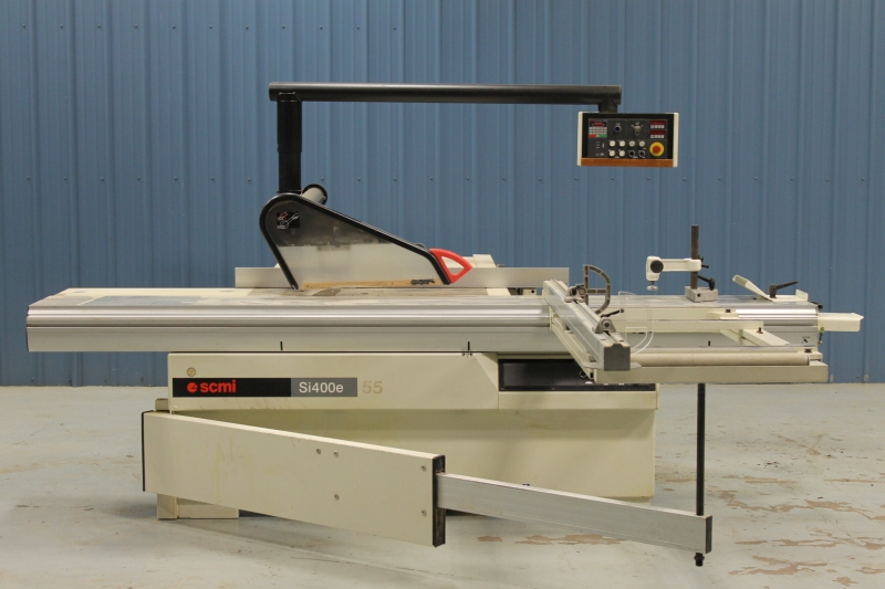 Used SCM SI400E | Saws - Sliding Table, Table