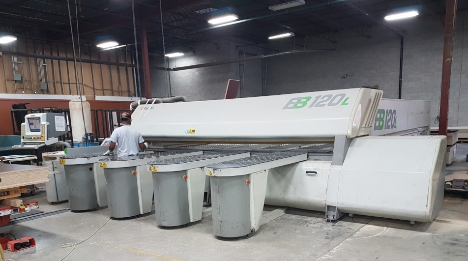 Used Selco EB-120L Front Load | Saws - Panel Beam