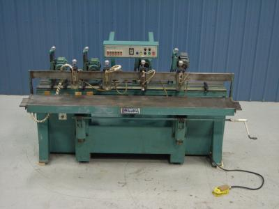 Used Sicotte J-20-8 | Boring Machines - Horizontal; Vertical and other Misc. Non 32mm