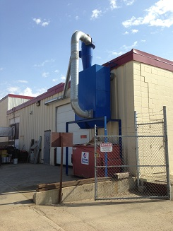 Used Torit 20-5 | Dust Collectors