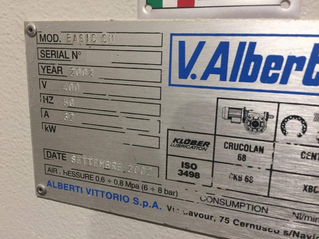 V. Alberti Basic CN, 2002