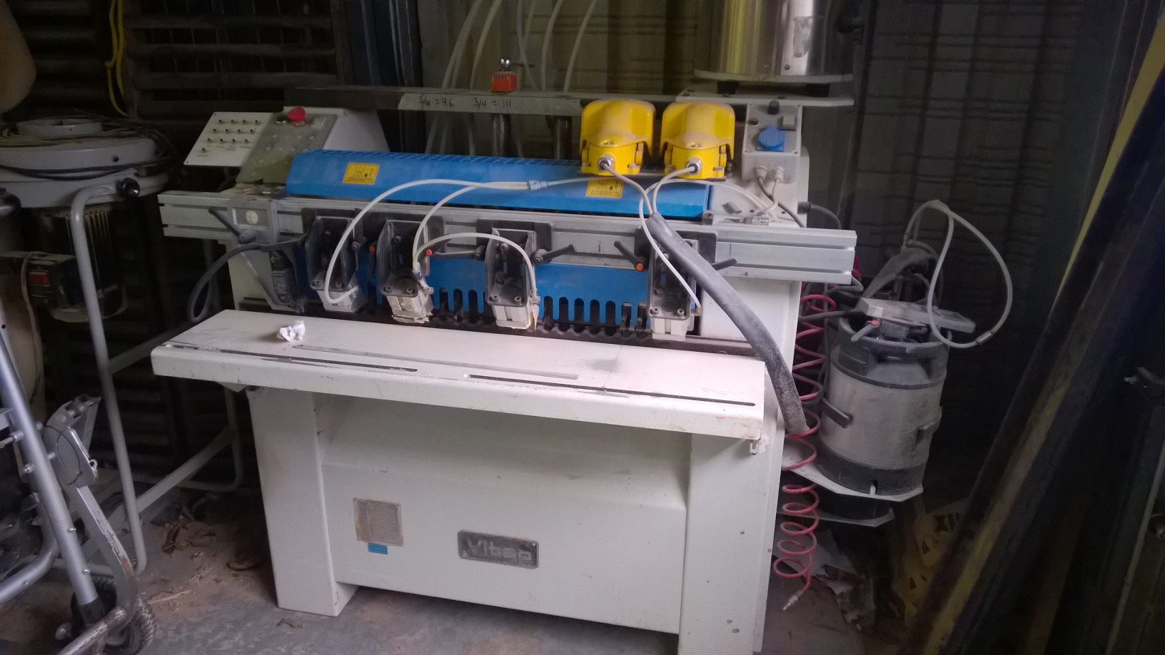 Used Vitap Inserix | Dowel Machines