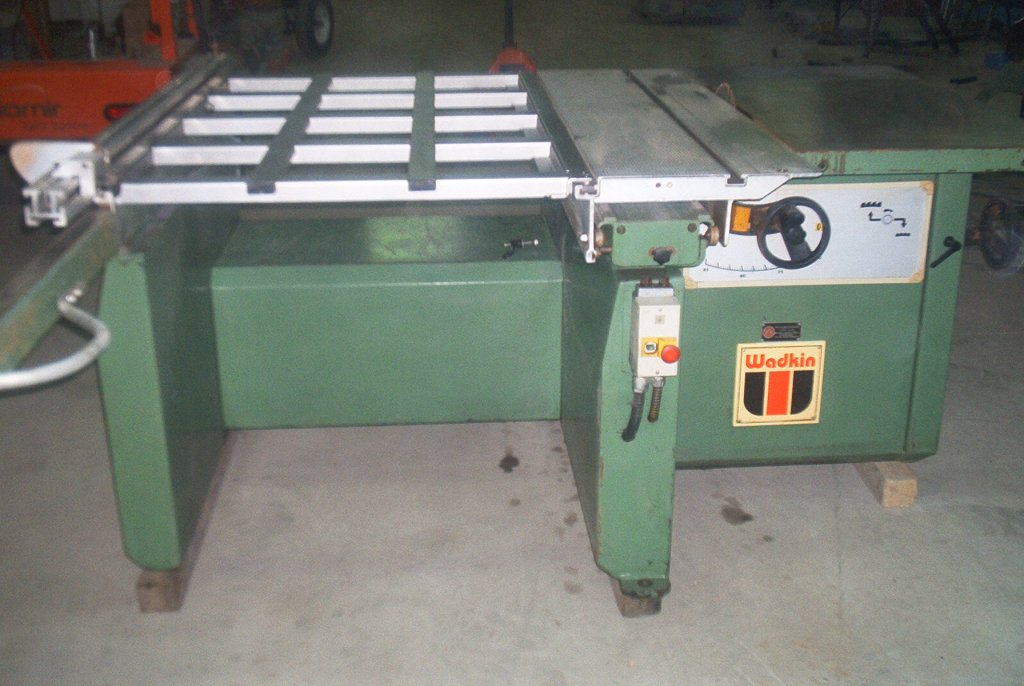Used Wadkin SP12 | Saws - Sliding Table, Table