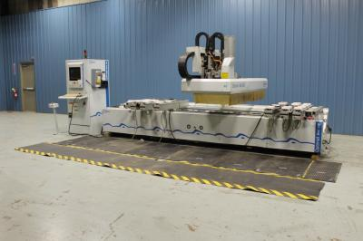 Weeke Optimat BHC-350 S2 CNC Machining Center, 2005