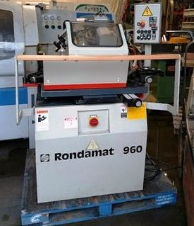 Weinig Rondamat 960 Profile Grinder, 2001<BR><FONT COLOR=RED><B>JUST RECENTLY REDUCED</B></FONT>