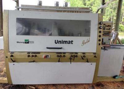 Weinig Unimat Gold & Grinder, 2006