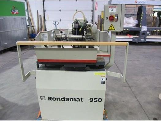 Weinig Rondamat 950, 2000